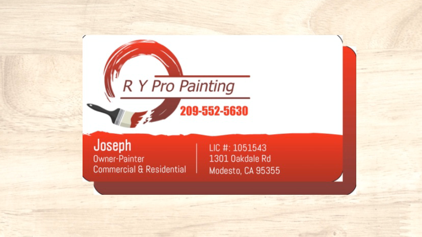 R Y Pro Painting