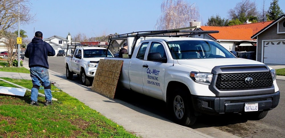 CAL-WEST ROOFING INC