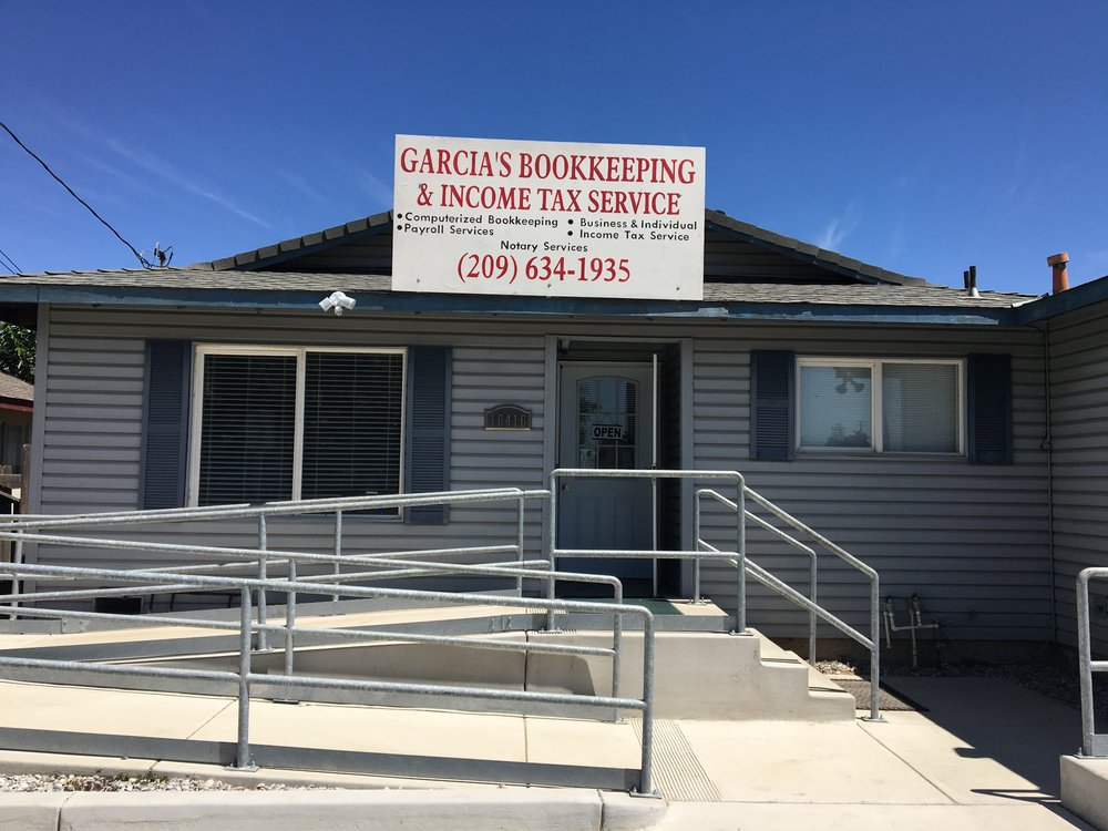 Garcia's Bookkeeping and Income Tax Service