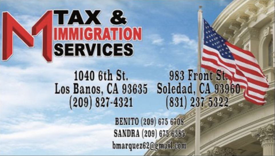 Marya Tax & Immigration Services